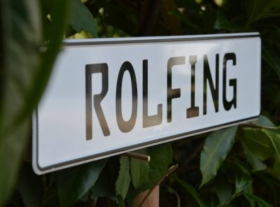 Directions - How to reach my Rolfing practice