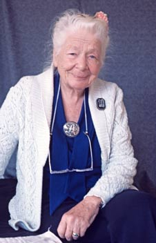 Ida Rolf - Gründerin von Rolfing