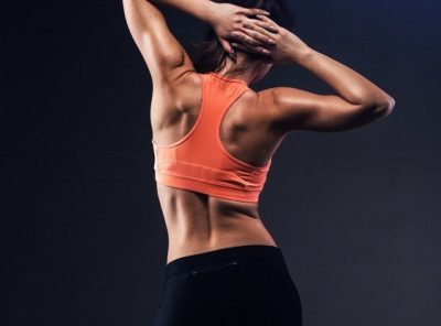 Verspannungen - Rückenschmerzen